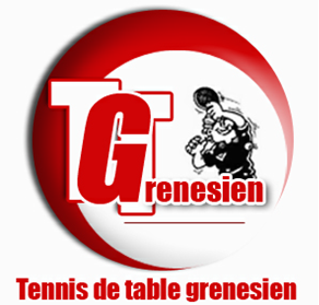 Logo Tennis de Table Grenésien
